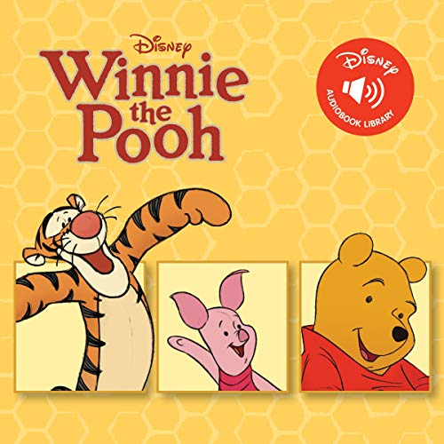 Winnie the Pooh cover art
