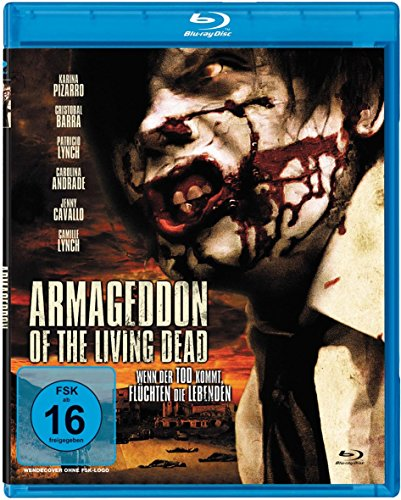 Armageddon of the Living Dead [Blu-ray]