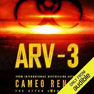 ARV-3 audiobook cover art