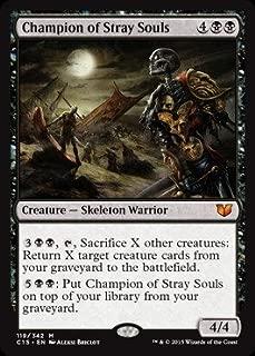Magic: the Gathering - Champion of Stray Souls (119/342) - Commander 2015