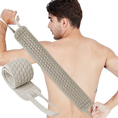 aquis exfoliating back scrubber - 8