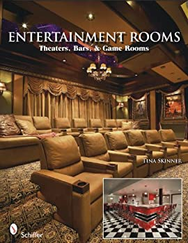 Entertainment Rooms  Home Theaters Bars and Game Rooms