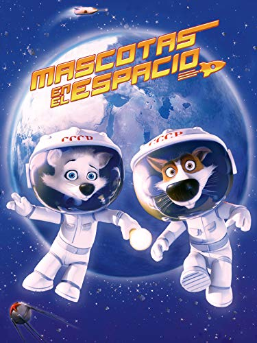 Mascotas en el espacio