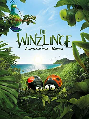 Die Winzlinge: Abenteuer in der Karibik