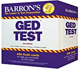 GED Test Flash Cards: 450 Flash Cards to Help You Achieve a Higher