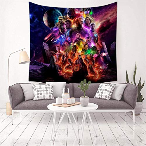 423 The Ave-NG-eRs End-Game Tapestry Wall Hanging Light and Easy to Hang Art Tapestry Decorating the Living Room