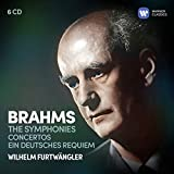 Brahms: The Symphonies Concertos Ein Deutsches Requiem