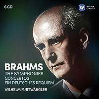 Brahms: The Symphonies Concertos Ein Deutsches Requiem