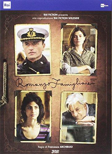 Dvd - Romanzo Famigliare (3 Dvd) (1 DVD)