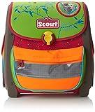 Scout 49200177300 Schulranzen Kinder-Rucksack, Grün