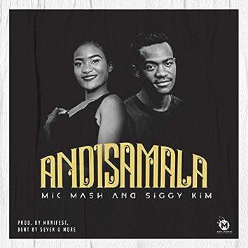 Andisamala (feat. Siggy Kim)