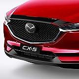 Mazda KF CX-5 ボンネットプロテクター スモーク 【オーストラリアマツダ純正】