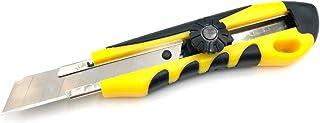 Profi cuchillo Paquete de cúter Cuchilla 18Mm Cuchillas Cuchillo multiusos con cuchillas