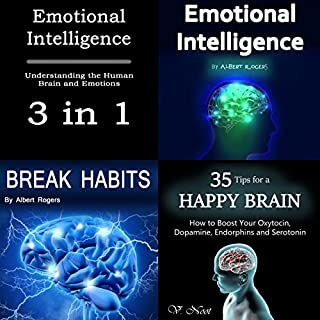 Emotional Intelligence     Understanding the Human Brain and Emotions, 3 in 1              By:                                                                                                                                 Albert Rogers,                                                                                        V. Noot                               Narrated by:                                                                                                                                 Nina Price                      Length: 3 hrs and 49 mins     3 ratings     Overall 4.7