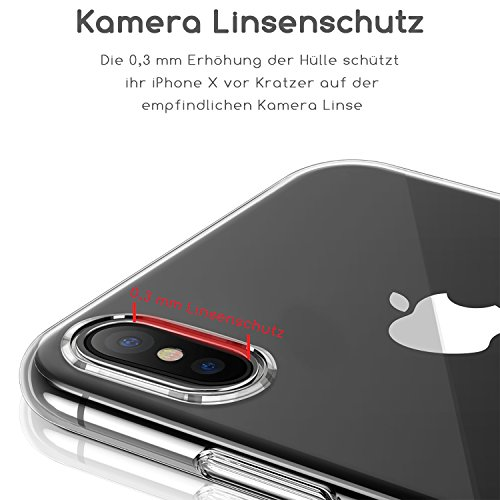 Girlscases® | iPhone XR Hülle | Im Fee Motiv Muster - 5