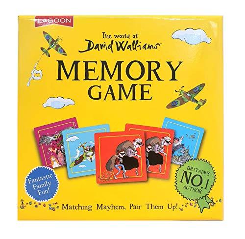 David Walliams Memory Game