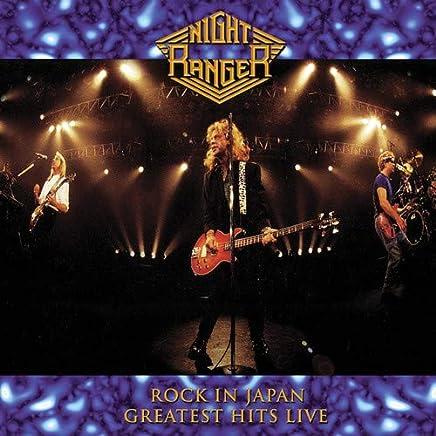 Night Ranger - Rock In Japan - Greatest Hits Live (2019) LEAK ALBUM