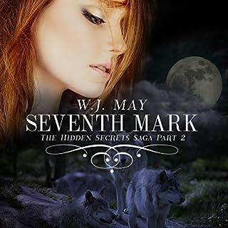 Seventh Mark: The Hidden Secrets Saga, Book 2 audiobook cover art