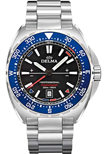 DELMA - Armbanduhr - Herren - Oceanmaster - 41701.676.6.048