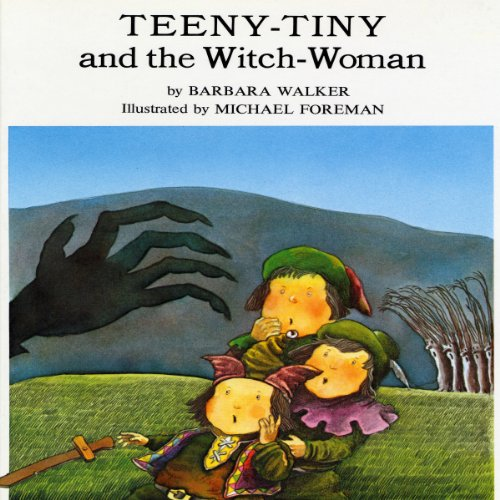Teeny-Tiny and the Witch-Woman audiobook cover art