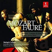 Mozart - Requiem / Fauré - Requiem, Messe basse, Cantique de Jean Racine