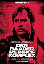 The Baader Meinhof Complex POSTER Movie (27 x 40 Inches - 69cm x 102cm) (2008) (German Style C)