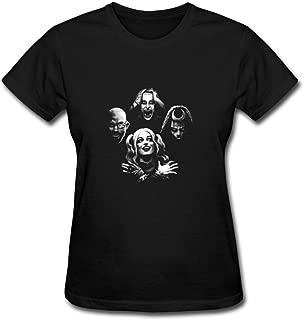 ZhiBo Crazy Happy Killer Team Customs T-shirts for Woman