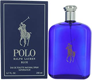 Ralph Lauren Polo Blue Eau de Toilette Spray, 200ml