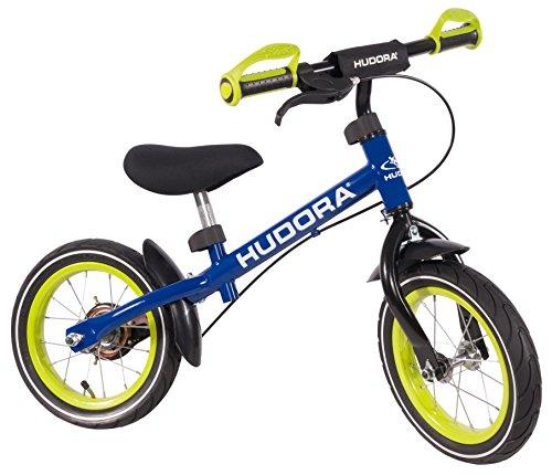 HUDORA Laufrad Ratzfratz mit luftbefüllten 12 Zoll Räder für mehr Fahrkomfort
