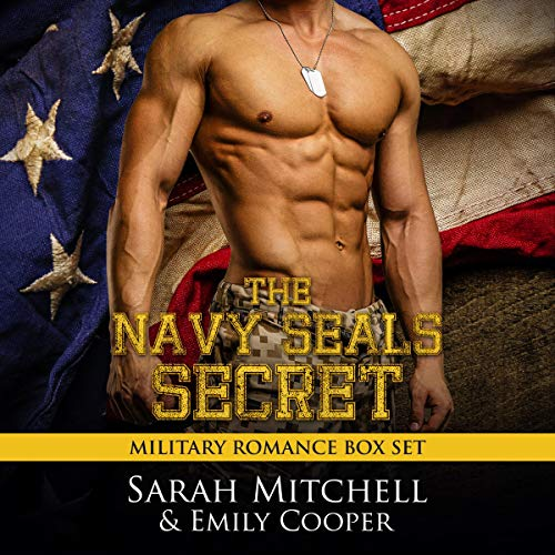 The Navy Seals Secret: Military Romance Box Set audiobook cover art