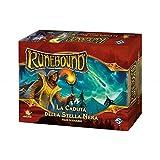 Asmodee- Runebound espansione La Caduta della Stella Nera Gioco da Tavolo con splendide Mi...
