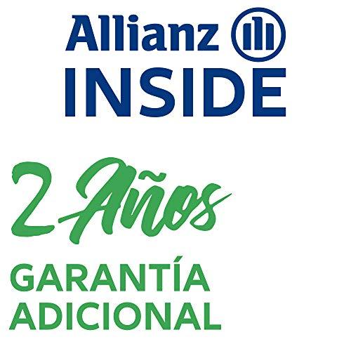 Allianz Inside, 2 años de Garantía Adicional para Equipos electrónicos de Limpieza con un Valor de 100,00 € a 149,99 €