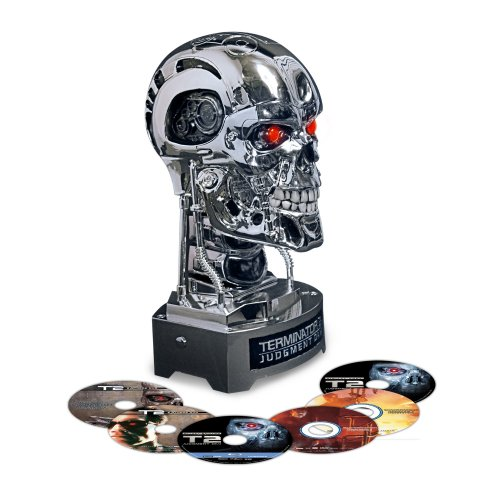 Terminator 2 (Six-Disc Limited Edition + Endoskull Bust) [Blu-ray]