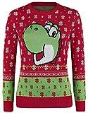 Super Mario Yoshi Weihnachtspullover