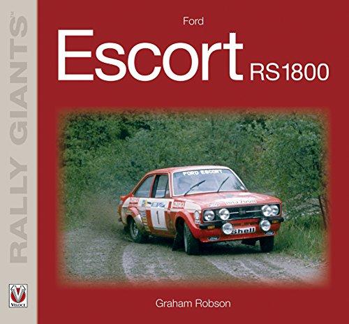 Ford Escort RS1800 (Rally Giants) (English Edition)