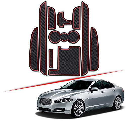 , para el Coche 10pcs Car Styling Gate Slot Pad, para Jaguar...