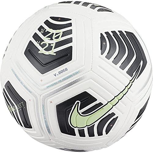 Nike DB7853 108 Pallone Calcio WHITEBLACKLIME Glow Bianco 5