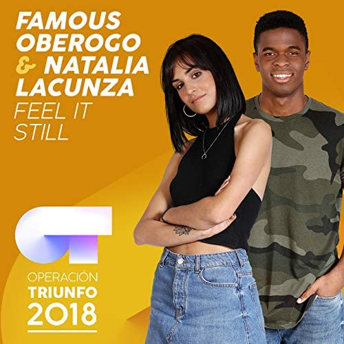Famous Oberogo & Natalia Lacunza