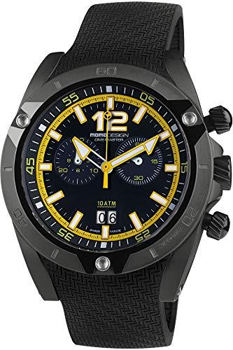 MOMO Design Reloj Informal MD282BK-31
