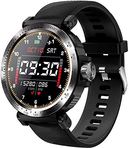 OH Inteligente Reloj de Los Deportes de Presión Mujeres Hombres Android Ios Ritmo Cardíaco Sangre de Fitness Al Aire Libre Rastreadores de Montaña Que Recorre Reloj de Pulsera Digit