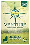 Earthborn Holistic Venture Turkey Meal And Butternut Squash Limited Ingredient Diet Grain Free Dry Dog Food, 25 Lb.