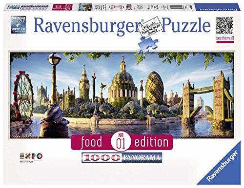 Ravensburger–Puzzle Skyline London, 1000Teile Celebration (150700)