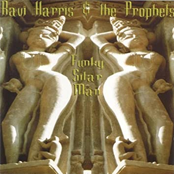 Ravi Harris - Funky Sitar Man