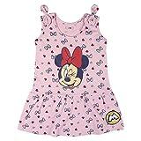 Cerdá Vestidos Niña Disney Minnie Mouse-Color Rosa, 2 Años para Niñas