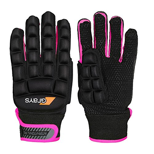GRAYS International Pro Right Handschuhe Kinder, schwarz/rosa, S
