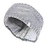 HEAT HOLDERS - Damen outdoor gestrickt strick thermo winter stirnband