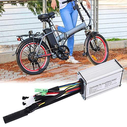 01 Controlador de Bicicleta eléctrica, Controlador de Velocidad 28KM / H Que Mejora la eficiencia operativa para Bicicleta eléctrica, Scooter eléctrico y Motocicleta eléctrica