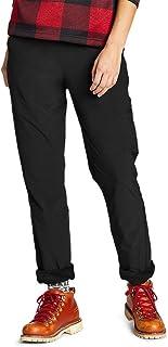 Women's Polar Fleece-Lined Pull-On Pants