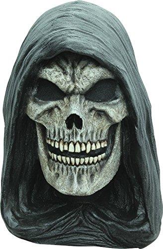Masque SQUELETTE DE LA MORT - Adulte - Taille Unique