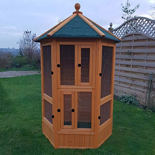 FeelGoodUK Bird Aviary